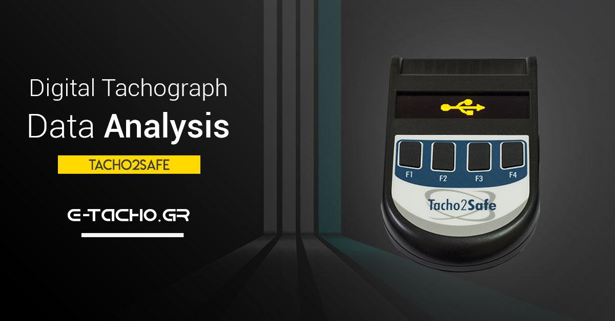 Tacho2safe for Digital Tachograph